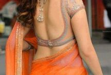 Peculiar Saree pics. / These particualr kind of poses given by women are the perfect expression of Indian kind of feminism, I feel so.