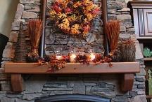 Fall Ideas (Halloween, Thanksgiving) / by Julie Melson