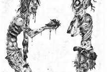 ZOMBIE LOVE NEVER DIES / by Taylor Crowley