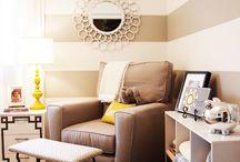 living room / by Sarah Stucki