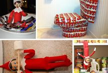 Elf on the shelf / by Kristin Snyder