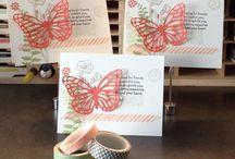 SU - Butterfly Basics / by Donna Mc.