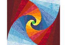 Quilt paper piece / by Xuan Hoai Nguyen