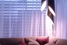 my lamps / inaczej oświetlone/ different light