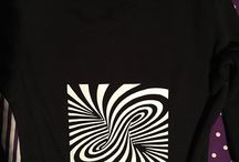 VINYL ON CLOTHING / Any design you like, ironed onto any fabric