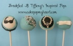 Breakfast at Tiffany's Theme / by Cake Pop My Heart