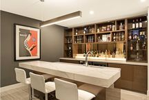 residential bar spaces