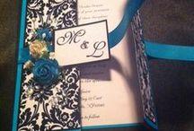 wedding invites for cousin's wedding