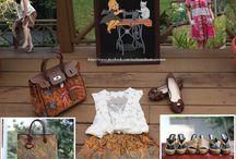 Matin Midi Soir Couture / Faire a coudre avec tissu Indonesien