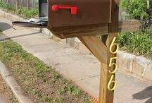 Mailbox / by Heather McMickle