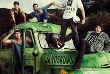 The Janoskians / The Janoskians are hilariously funny and I definitely suggest you subscribe. / by Rebecca Dawson