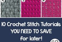 Crocheting Projects / Crocheting Projects