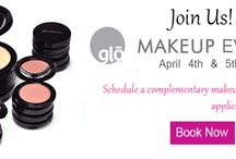 Makeup / Glo Minerals Launch Event April 4th & 5th Virginia Beach