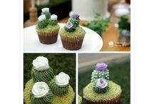 kaktuszok krémből