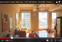 Condos In Tacoma / Condo and Loft Buildings in Downtown Tacoma