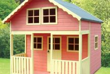 Playhouses / Our range of Playhouses