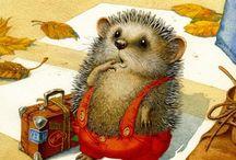 Иллюстрация детских книг