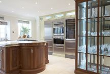 Stonehouse Walnut kitchen inspiration