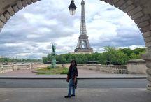 Paris et moi