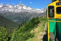 Alaska Travel Destinations / Awesome places to visit while in Alaska