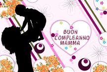 Auguri di Compleanno per una Madre-mamma / Faccio tesoro della nostra relazione speciale e condivido il tuo calore e amore in questa giornata speciale. Buon Compleanno.