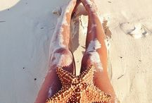 S A L T   L I F E / Dip your feet in the water. Feel the sand on your toes