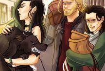 Ragnarok trio