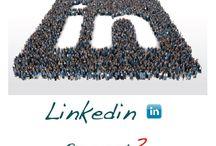 Errores Linkedin / La huella del elefante como parte del diseño de la marca.