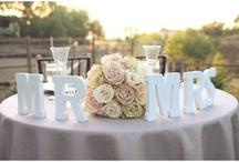 Sweetheart table - Hääparin pöytä