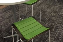 NeoCon 2015 / Ultrafabrics products highlighted in customer showrooms around NeoCon 2015.