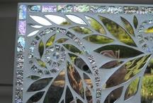 Mosaic mirrors ect