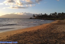 Maui, Hawaii - Beaches / Beaches on the island of Maui, HI.
