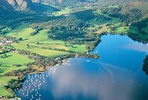 Lake District / Beautiful scenery that you can explore on foot with HF Holidays. / by HF Holidays