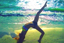 Balance... / yoga, stand-up paddle boarding (SUP) and spirituality / by Katie Venner-Woodbridge