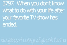 TV Show Obsessions... / by Kristi Kunselman