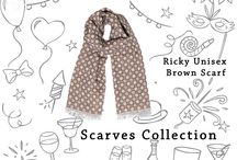 Marlafiji Scarves Collection.