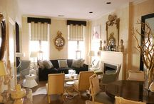 Living Rooms / by Daniela Shuffler