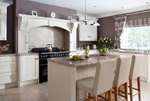 Traditional Kitchen Private Residence, Ballymena, Co Antrim / Traditional Kitchen