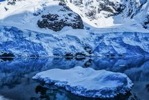 Antarctica travel inspirations