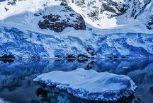 Antarctica travel inspirations