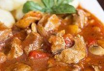 Kuchnia - Mięso