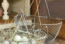 Basket Case / baskets / by Cindy Wilber