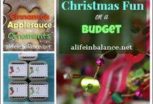 Christmas inspirations for kids / Christmas theme ideas for children!