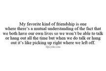 Friendship / by Jen Bazela