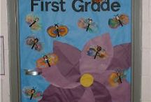 1st Grade Open House  / by Heather Myers