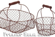 Baskets or Boxes / by Melba Smith