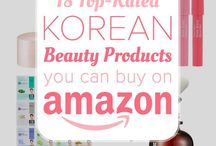 KOREAN PRODUCTS IN AMAZON