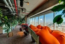 Office / Inspiring creative centres