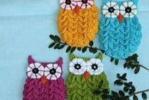 crochet owls / by Sharla Horner