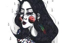 illustration / by money wang